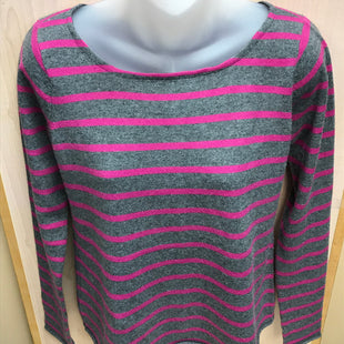 Primary Photo - BRAND:   AUTUMN CASHMERE STYLE: SWEATER CASHMERE COLOR: STRIPED SIZE: S SKU: 239-23918-38069