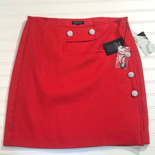 Primary Photo - BRAND: ETCETRA STYLE: SKIRT COLOR: RED SIZE: 8 OTHER INFO: NEW! SKU: 239-23930-3284
