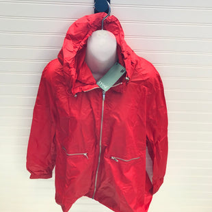 Primary Photo - BRAND: LYSSE STYLE: JACKET OUTDOOR COLOR: RED SIZE: S OTHER INFO: NEW! NYLON SKU: 239-23911-73931