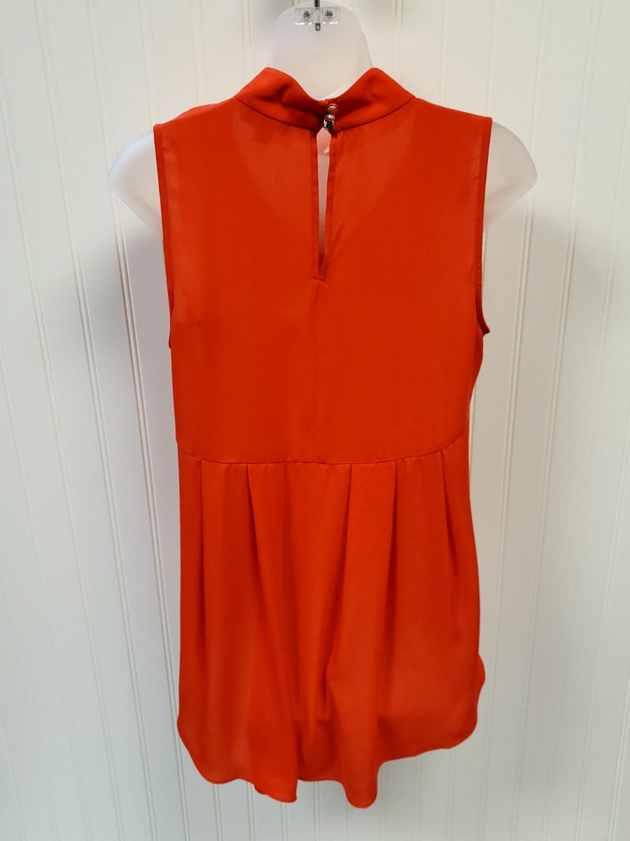 Photo #1 - BRAND: VINCE CAMUTO <BR>STYLE: TOP SLEEVELESS <BR>COLOR: RED<BR>SIZE: S <BR>SKU: 239-23918-34118