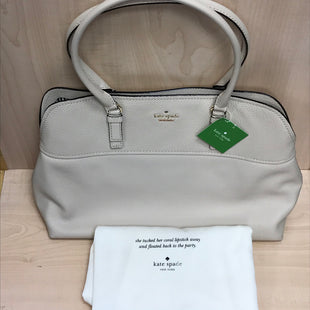 Primary Photo - BRAND: KATE SPADE STYLE: HANDBAG DESIGNER COLOR: CREAM SIZE: LARGE OTHER INFO: JACKSON STREET MARYBETH SKU: 239-23911-72848