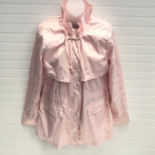 Primary Photo - BRAND: BANANA REPUBLIC STYLE: JACKET OUTDOOR COLOR: PINK SIZE: M SKU: 239-23918-38408SNAPS AND ZIPS