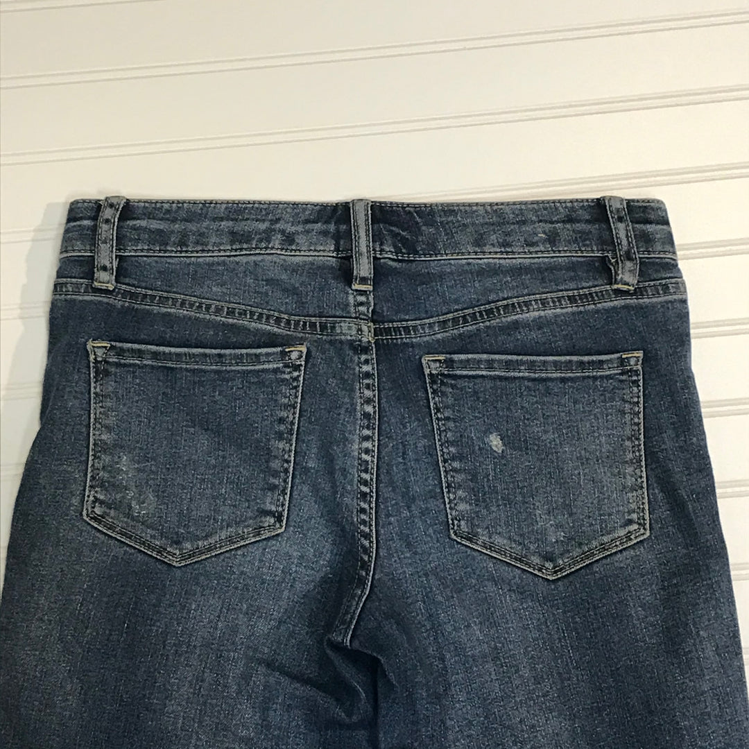 Photo #1 - BRAND: CLUB MONACO <BR>STYLE: JEANS <BR>COLOR: DENIM BLUE <BR>SIZE: 2 <BR>OTHER INFO:  25/26 <BR>SKU: 239-23918-33864