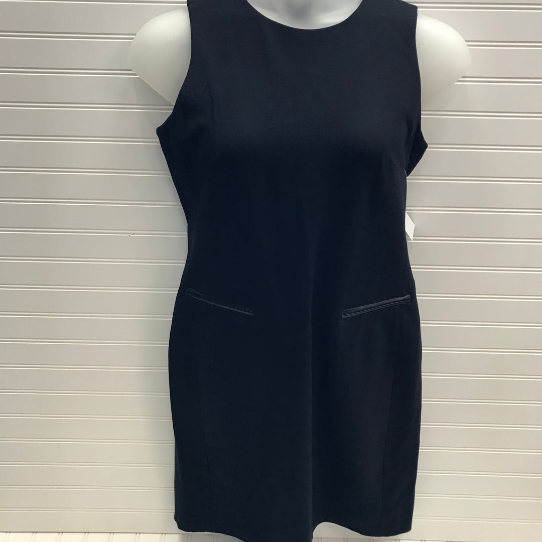 Primary Photo - BRAND: TALBOTS <BR>STYLE: DRESS SHORT SLEEVELESS <BR>COLOR: BLACK <BR>SIZE: 12PETITE <BR>SKU: 239-23918-38148