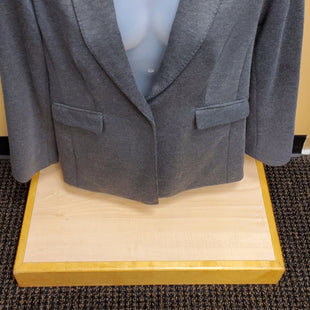Primary Photo - BRAND: ADRIENNE VITTADINI STYLE: BLAZER JACKET COLOR: GREY SIZE: 14 SKU: 239-23911-64864