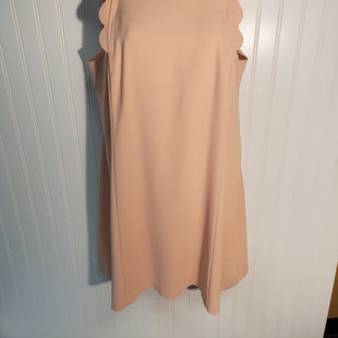 Primary Photo - BRAND: ANN TAYLOR STYLE: DRESS SHORT SLEEVELESS COLOR: NUDE SIZE: 14 SKU: 239-23911-68964