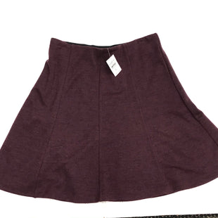 Primary Photo - BRAND: ANN TAYLOR LOFT O STYLE: SKIRT COLOR: MAROON SIZE: S OTHER INFO: NEW! SKU: 239-23911-74064