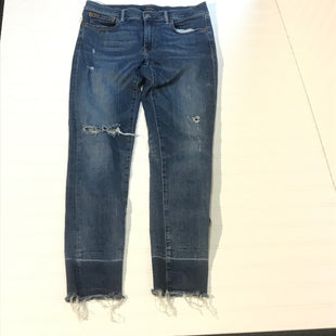Primary Photo - BRAND: POLO RALPH LAUREN STYLE: JEANS DESIGNER COLOR: DENIM SIZE: 4 OTHER INFO: WAIST 27 SKU: 239-23918-36219