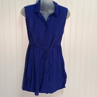 Primary Photo - BRAND: GAP STYLE: TOP SLEEVELESS COLOR: ROYAL BLUE SIZE: S OTHER INFO: NEW! SKU: 239-23918-37812