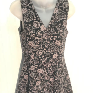 Primary Photo - BRAND: ANN TAYLOR LOFT STYLE: DRESS SHORT SLEEVELESS COLOR: BLACK & GREY SIZE: 0 SKU: 239-23911-69789