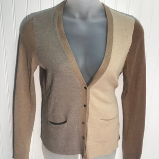 Primary Photo - BRAND:   WALLACESTYLE: SWEATER CARDIGAN LIGHTWEIGHT COLOR: MULTI SIZE: L OTHER INFO: 35% VISCOSE, 29%LAMBS WOOL, NYLON, CASHMERE, RABBIT HAIRSKU: 239-23918-36249