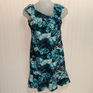 Primary Photo - BRAND:  TERI JONSTYLE: DRESS SHORT SLEEVELESS COLOR: TURQUOISE SIZE: 14 OTHER INFO: SKU: 239-23911-71109