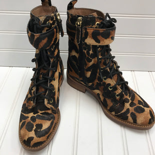 Primary Photo - BRAND:  LOUISE ET CIESTYLE: BOOTS ANKLE COLOR: LEOPARD PRINT SIZE: 5.5 SKU: 239-23911-73108