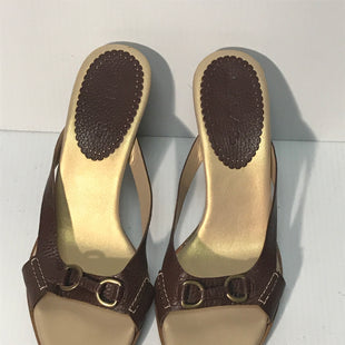Primary Photo - BRAND: UNISASTYLE: SANDALS HIGHCOLOR: BROWNSIZE: 7.5SKU: 239-23918-32905