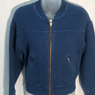 Primary Photo - BRAND: J CREW STYLE: BLAZER JACKET COLOR: BLUE SIZE: S SKU: 239-23911-68527
