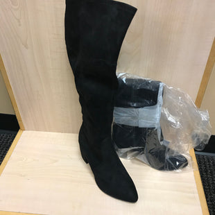 Primary Photo - BRAND: MARC FISHER STYLE: BOOTS KNEE COLOR: BLACK SIZE: 6 OTHER INFO: NEW IN PACKAGING SKU: 239-23911-72532