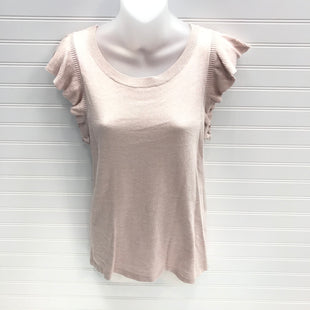 Primary Photo - BRAND: ANN TAYLOR LOFT O STYLE: TOP SHORT SLEEVE COLOR: NUDE SIZE: S OTHER INFO: NEW! SKU: 239-23911-74063