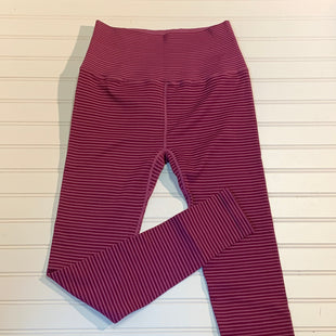 Primary Photo - BRAND: SPIRITUAL GANGSTER STYLE: ATHLETIC PANTS COLOR: MAROON SIZE: M SKU: 239-23918-37951
