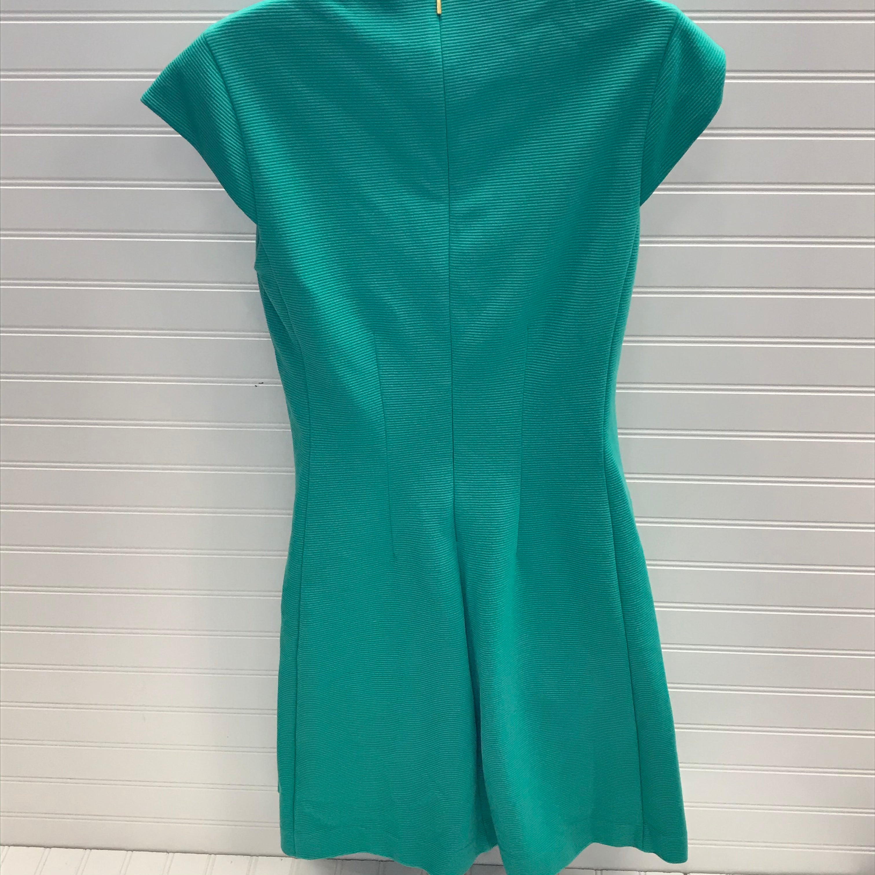 Photo #1 - BRAND: LILLY PULITZER <BR>STYLE: DRESS SHORT SHORT SLEEVE <BR>COLOR: GREEN <BR>SIZE: M <BR>SKU: 239-23918-38809