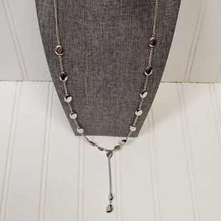 Primary Photo - BRAND: ANN TAYLOR STYLE: NECKLACE COLOR: SILVER SKU: 239-23911-67379