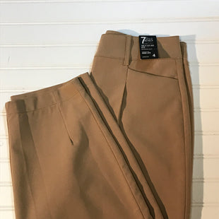 Primary Photo - BRAND: NEW YORK AND CO STYLE: PANTS COLOR: TAN SIZE: 4 OTHER INFO: NEW! SKU: 239-23911-69969