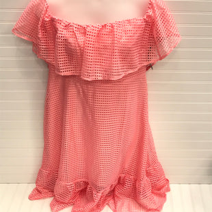 Primary Photo - BRAND: NEW YORK AND CO STYLE: DRESS SHORT SHORT SLEEVE COLOR: PINK SIZE: XL SKU: 239-23911-73056