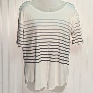 Primary Photo - BRAND: GAP STYLE: TOP SHORT SLEEVE COLOR: STRIPED SIZE: S OTHER INFO: NEW! SKU: 239-23918-37794