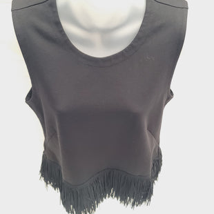 Primary Photo - BRAND: J CREW STYLE: TOP SLEEVELESS COLOR: BLACK SIZE: M SKU: 239-23918-38514
