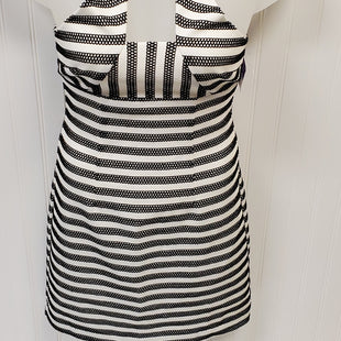 Primary Photo - BRAND: TRINA TURK STYLE: DRESS DESIGNER COLOR: BLACK WHITE SIZE: 2 SKU: 239-23918-34124