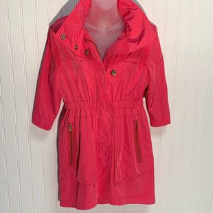 Primary Photo - BRAND:   ALI RA STYLE: JACKET OUTDOOR COLOR: PINK SIZE: 2 OTHER INFO: - RAIN JACKET SKU: 239-23918-37416