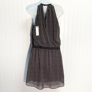 Primary Photo - BRAND: HEARTLOOMSTYLE: DRESS SHORT SLEEVELESS COLOR: BLACK WHITE SIZE: M SKU: 239-23911-71566