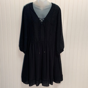 Primary Photo - BRAND: JESSICA SIMPSON STYLE: DRESS SHORT LONG SLEEVE COLOR: BLACK SIZE: 12 OTHER INFO: NEW! SKU: 239-23911-72494