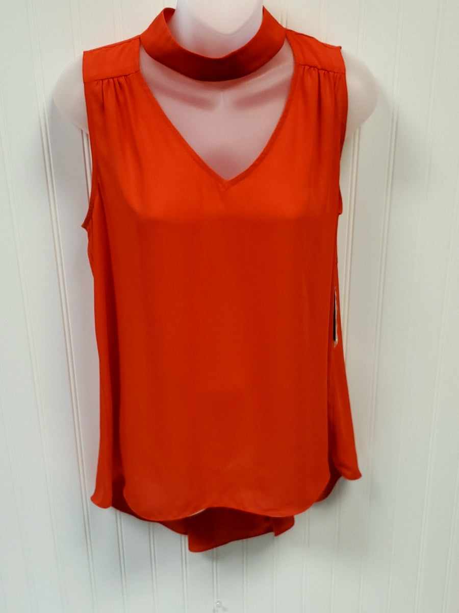 Primary Photo - BRAND: VINCE CAMUTO <BR>STYLE: TOP SLEEVELESS <BR>COLOR: RED<BR>SIZE: S <BR>SKU: 239-23918-34118