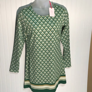 Primary Photo - BRAND:   JULIE BROWN STYLE: DRESS SHORT LONG SLEEVE COLOR: GREEN SIZE: XL SKU: 239-23918-36768