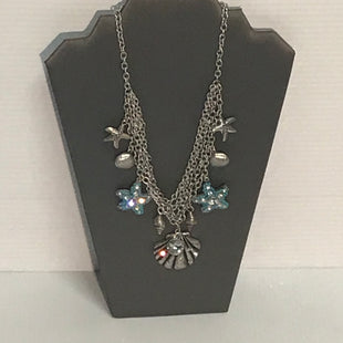 Primary Photo - BRAND:  DAZZLERS STYLE: NECKLACECOLOR: TURQUOISESKU: 239-23911-66715NEW