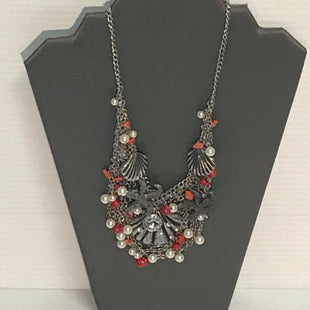 Primary Photo - BRAND:  DAZZLERS STYLE: NECKLACECOLOR: CORALSKU: 239-23911-66718NEW