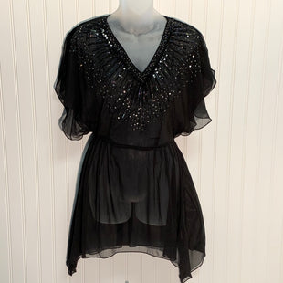 Primary Photo - BRAND: H&M STYLE: COVERUP COLOR: BLACK SIZE: S SKU: 239-23918-37167
