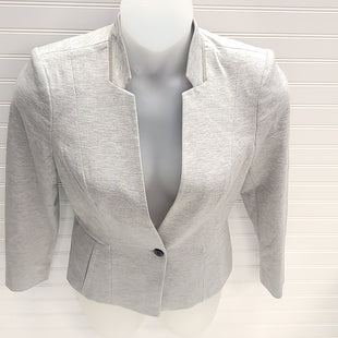 Primary Photo - BRAND: WHITE HOUSE BLACK MARKET STYLE: BLAZER JACKET COLOR: GREY SIZE: 6 SKU: 239-23911-73475