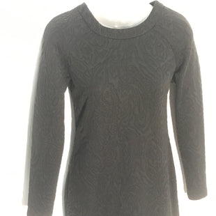 Primary Photo - BRAND: BANANA REPUBLIC STYLE: DRESS SHORT LONG SLEEVE COLOR: BLACK SIZE: 2 SKU: 239-23911-69280