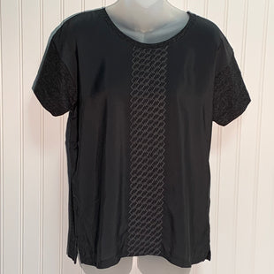 Primary Photo - BRAND: J CREW O STYLE: TOP SHORT SLEEVE COLOR: CHARCOAL SIZE: M OTHER INFO: NEW! SKU: 239-23918-37787