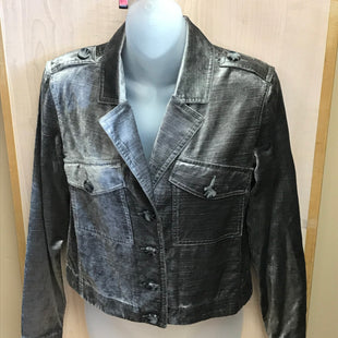 Primary Photo - BRAND: CABI STYLE: BLAZER JACKET COLOR: PLATINUM SIZE: XS SKU: 239-23918-35347