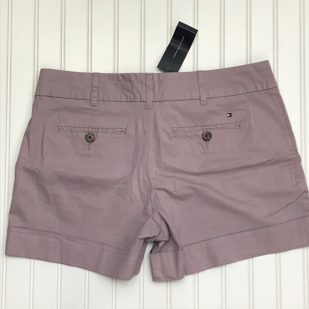 Photo #1 - BRAND: TOMMY HILFIGER O <BR>STYLE: SHORTS <BR>COLOR: MAUVE <BR>SIZE: 12 <BR>OTHER INFO: NEW! <BR>SKU: 239-23911-73112