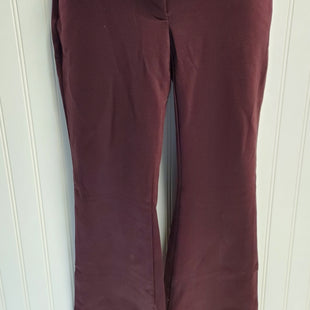 Primary Photo - BRAND: ALFANI STYLE: PANTS COLOR: BURGUNDY SIZE: 0 OTHER INFO: NEW! SHORT SKU: 239-23911-69823
