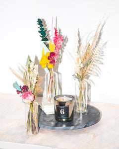 Mother's Day Jewel Sales Bouquet + Lucky No. Candles Sets