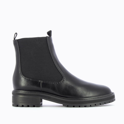 CHELSEA BOOTS NOIRS