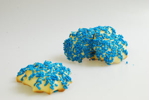 Sprinkles, Blue