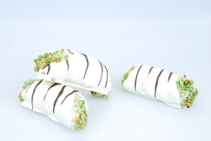 White Chocolate Cannoli, Mini