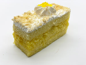 Pineapple Cake Slice