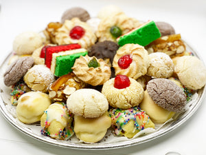 Italian Cookie Tray, 3 lb.