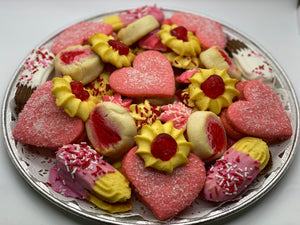 Valentine Cookie Tray, 2 lb.